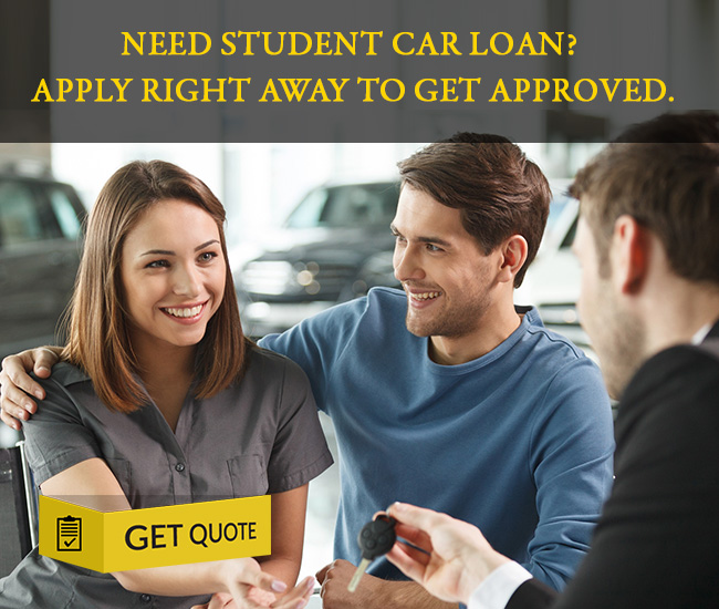 Student Car Loan, College Student Auto Loans With No