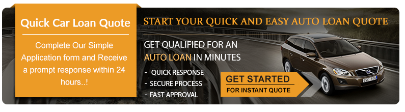 Find car loans with bad credit no money down